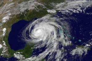 Hurricane Ike swirling toward Texas