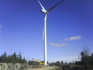 Kent Hills Wind Farm Oct.19.08
