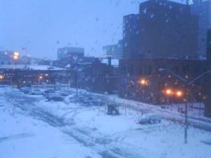 Downtown Moncton Apr.12.09