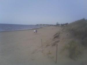 Parlee Beach, NB May 16.09
