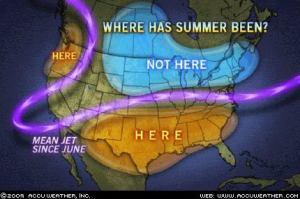 Summer has yet to arrive in much of the East