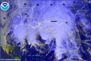 Tropical Storm Ida