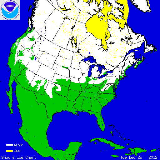25 Dec 2012 (Courtesy NOAA)