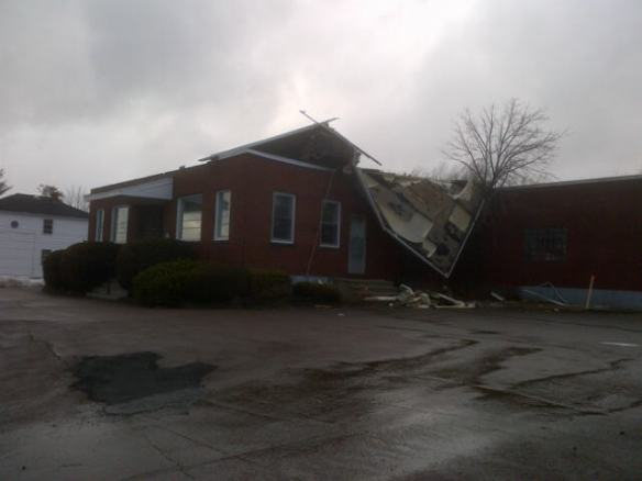 Shediac Road business, 31 Jan 2013 (Dearing photo)