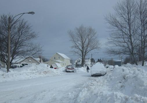 Moncton digs out again, 18 Feb 2013 (courtesy TWN)