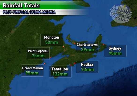 Courtesy Atlantic Canada Weather, Facebook