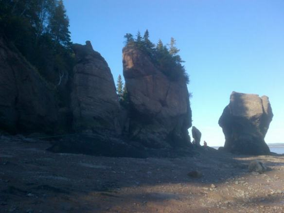 Hopewell Rocks, 13 Oct 2013 (Dearing)