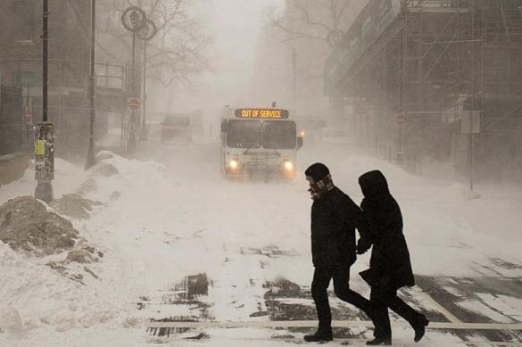 Blizzard wallops Halifax, NS, 03 Jan 2014 (CP)