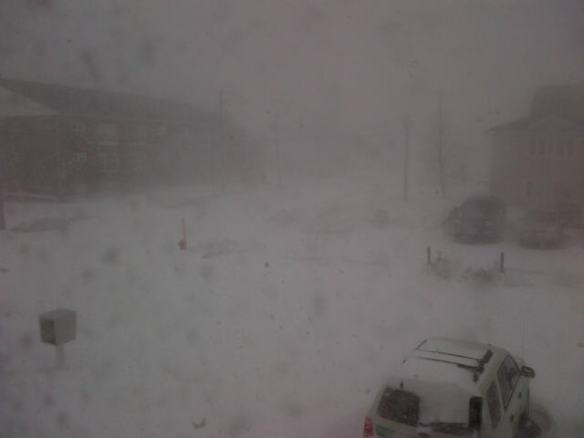 Blizzard conditions in NE Moncton, 26 March 2014 (Dearing)