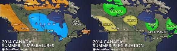 canada summer 2014