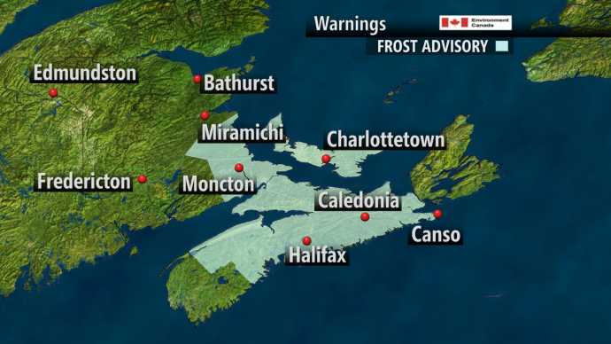 Weather Network Fredericton NB