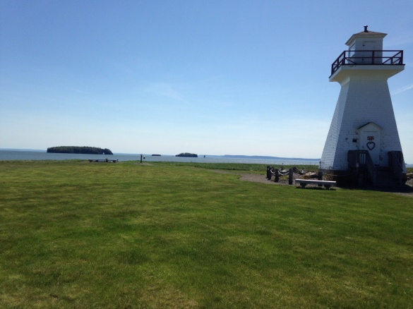 Five Islands Lighthouse, NS, 07 June 2015 (Dearing)