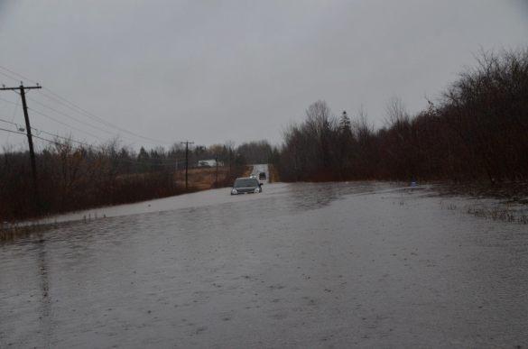 Salisbury flood