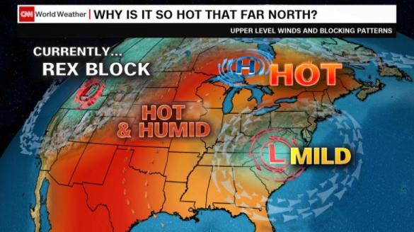 CNN hot wx